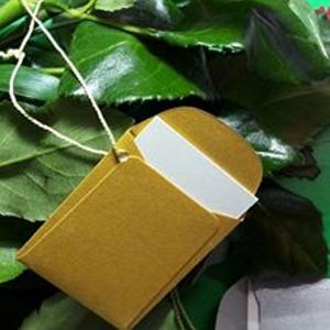 Ajándék (45x55) arany/ezüst boríték