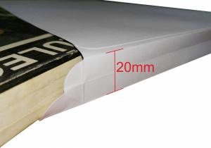 LC4 expanso, ablakos boríték