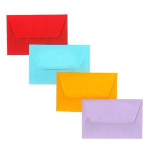 Névjegy színes boríték