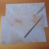 Márványmintás 105x165mm boríték